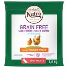 Nutro Grain Free Adult Sterilized poulet pour chat